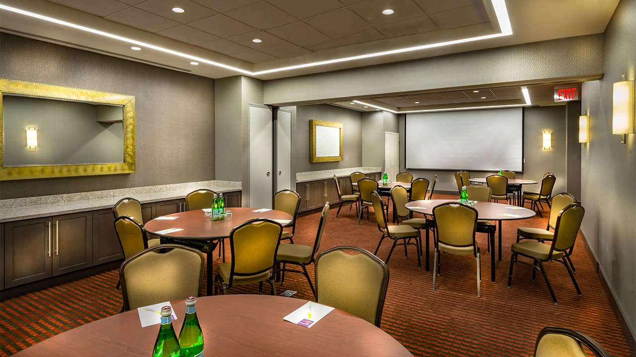 hyatt place washington dc/national mall meeting space
