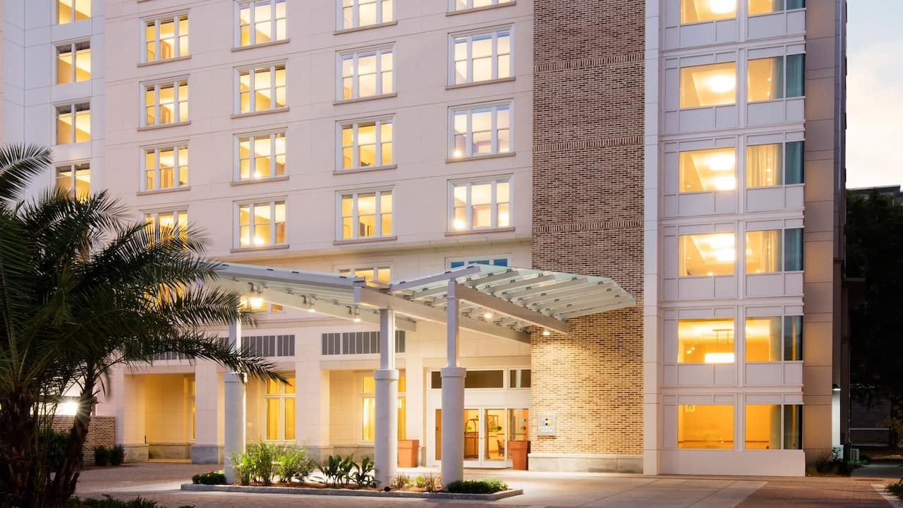 Hyatt Place Charleston/Historic District Hotel Exterior