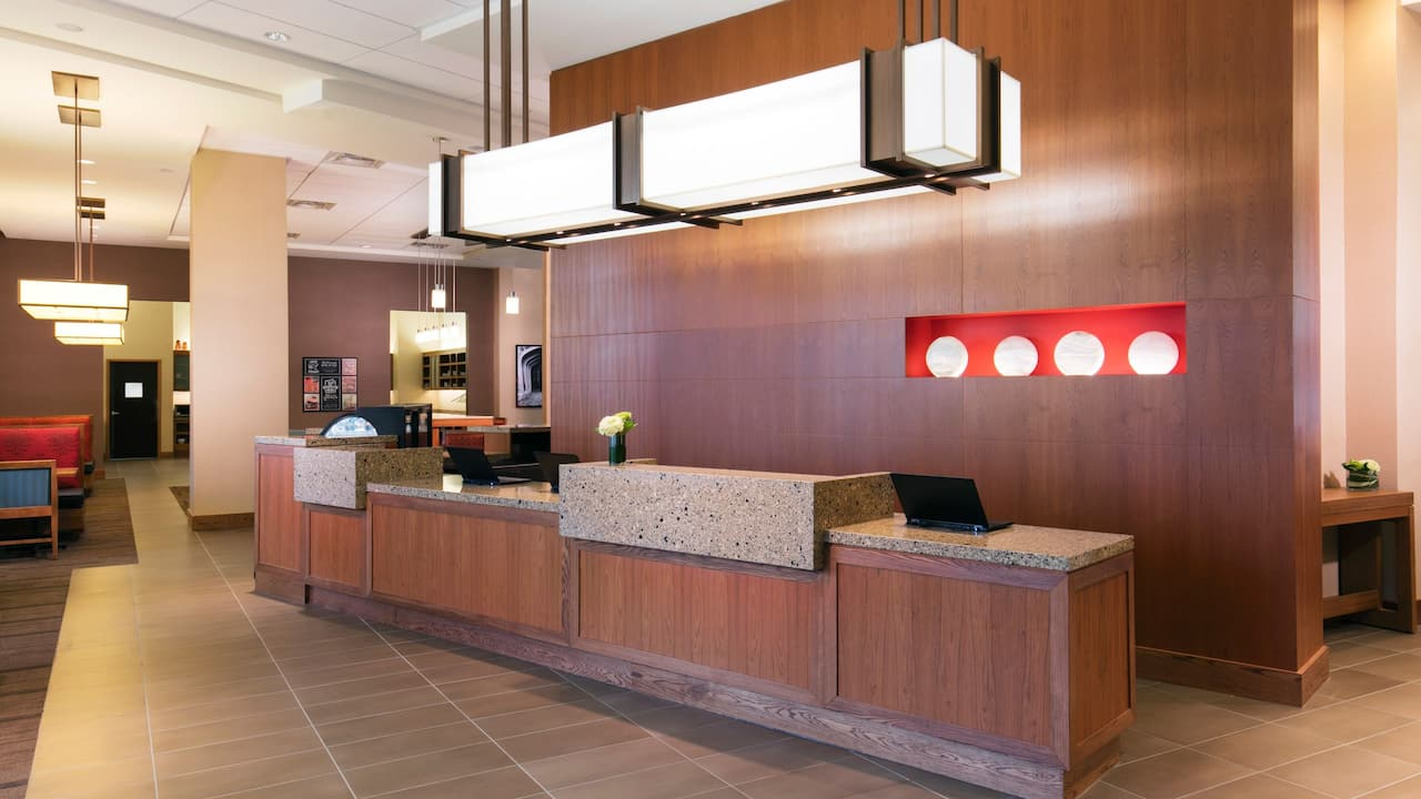 Hyatt Place Charleston/Historic District Lobby Check In