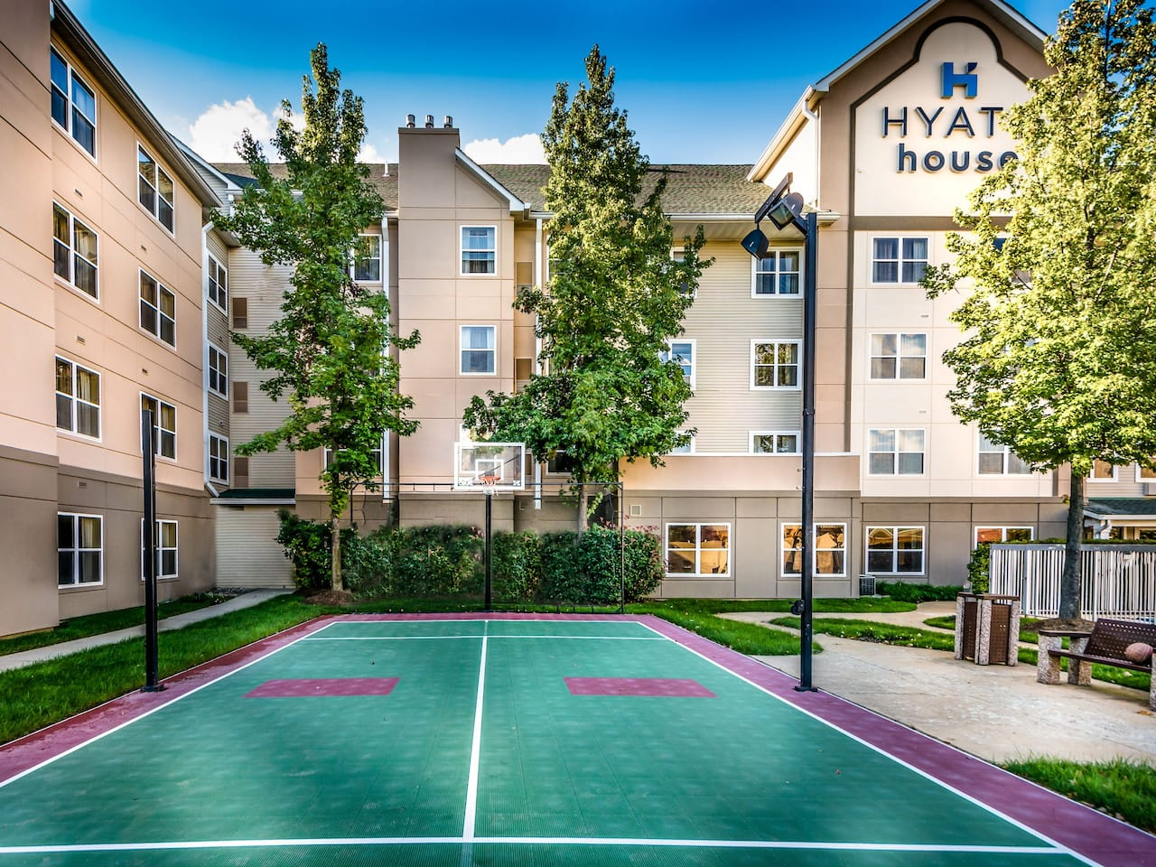 Hyatt House Sport Court