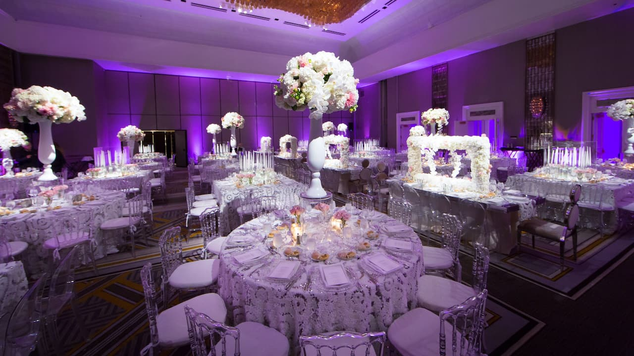 Empire Ballroom Wedding