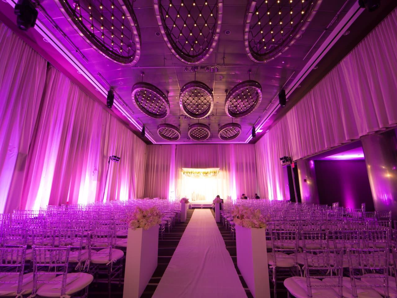 Grand Hyatt New York Wedding Ceremony