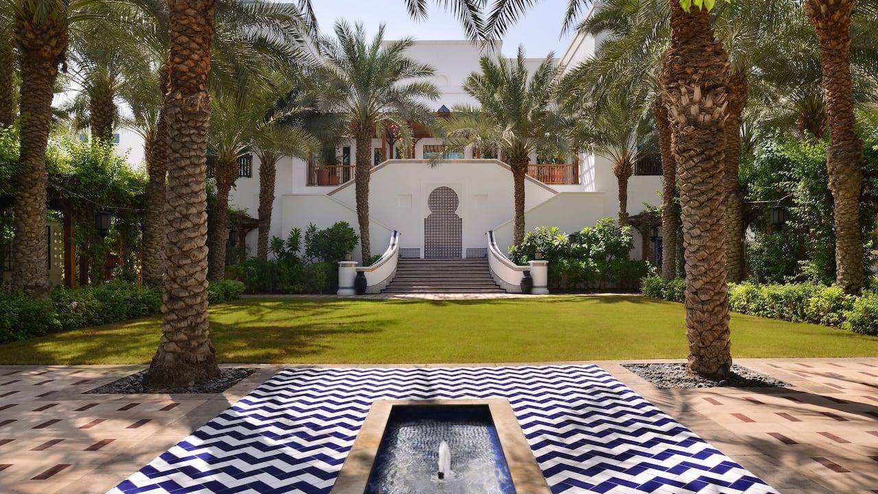 Palm Garden Landscape