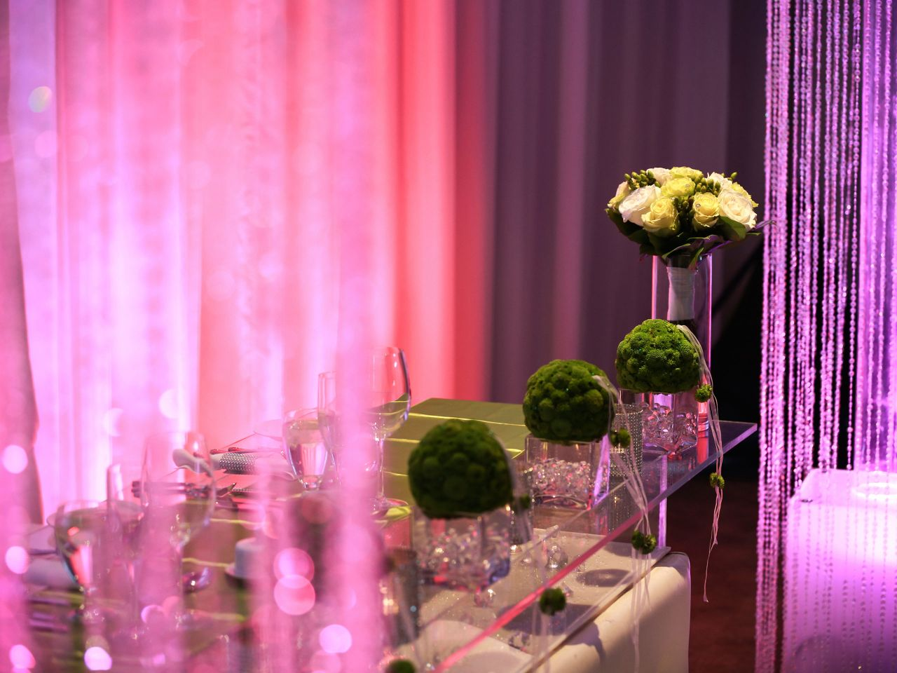 wedding special event