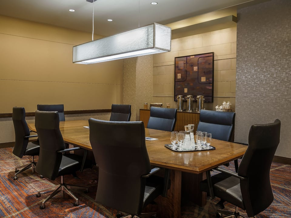 Convention Center Meeting Room Hyatt Regency Denver