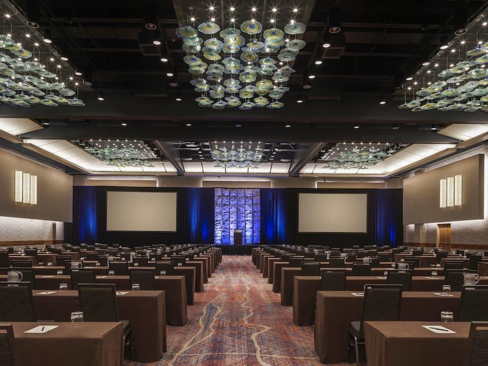 Convention Center Meeting Room Hyatt Regency Denver