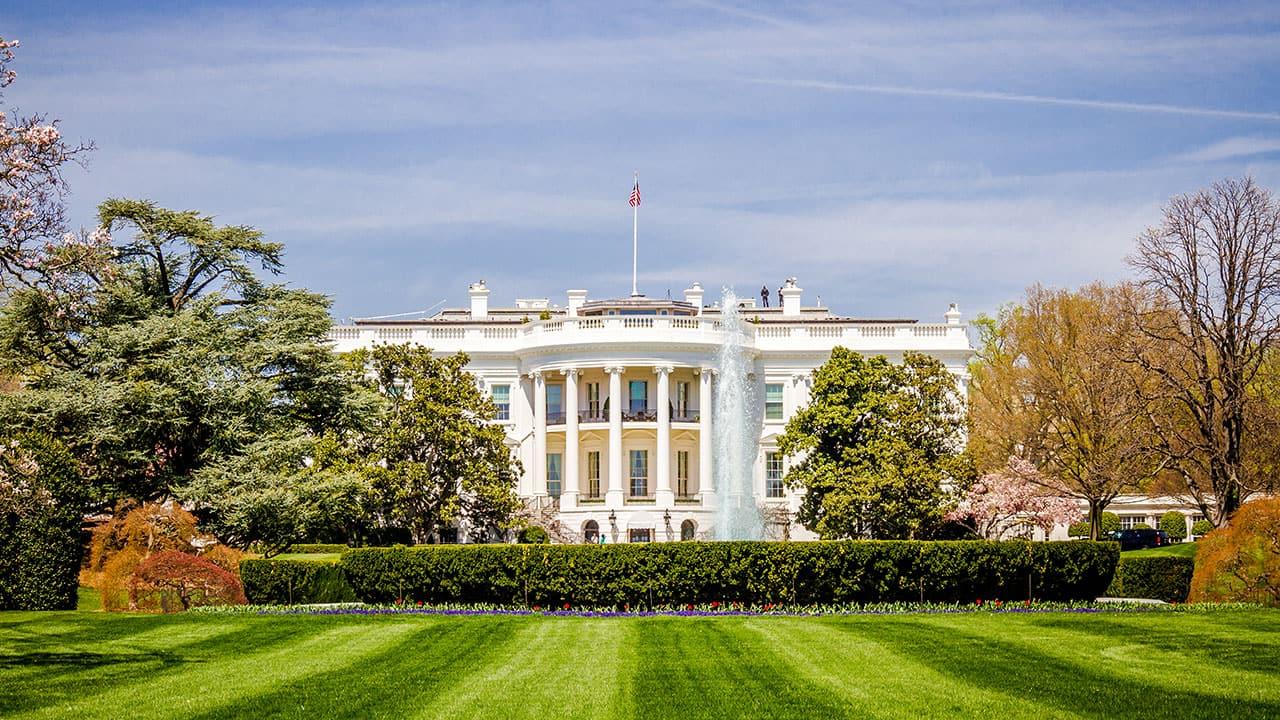 White House in Washington DC | Hyatt Place Washington DC National Mall