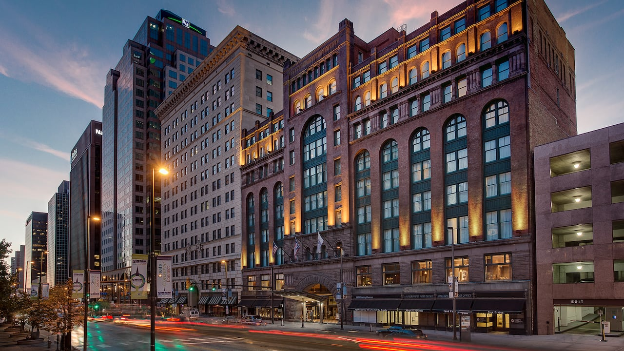 Hotels in Downtown Cleveland, OH – Hyatt Regency Cleveland