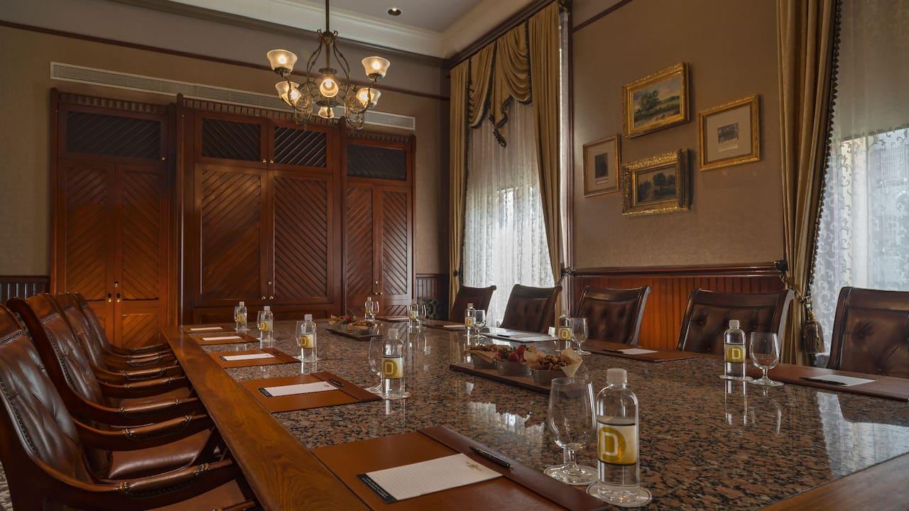 Governor's Boardroom The Driskill