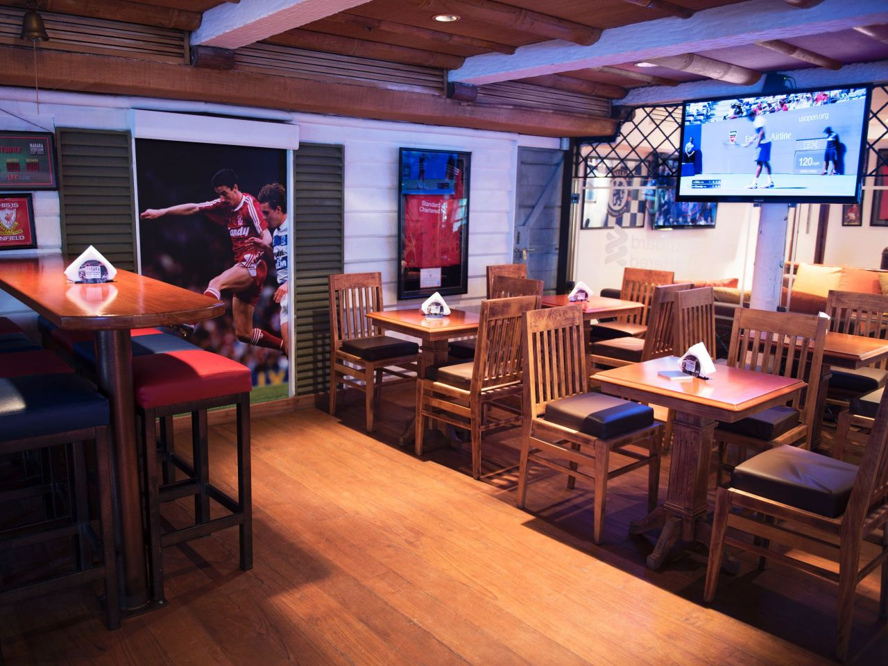 Anfield Lounge Tables and Chairs