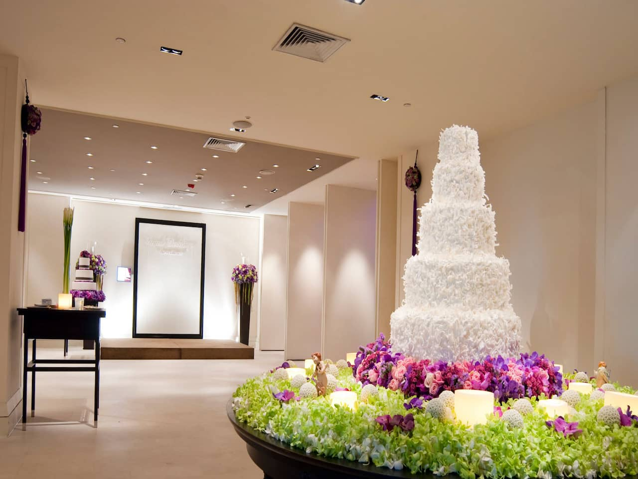 Wedding Venue - Grand Hyatt Erawan Bangkok