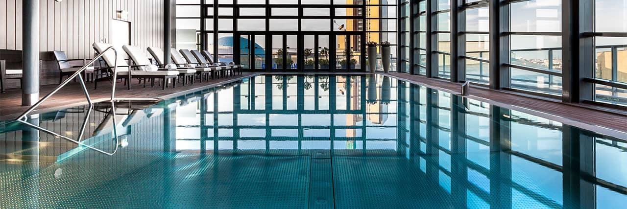 Club Olympus Spa Indoor Swimming Pool
