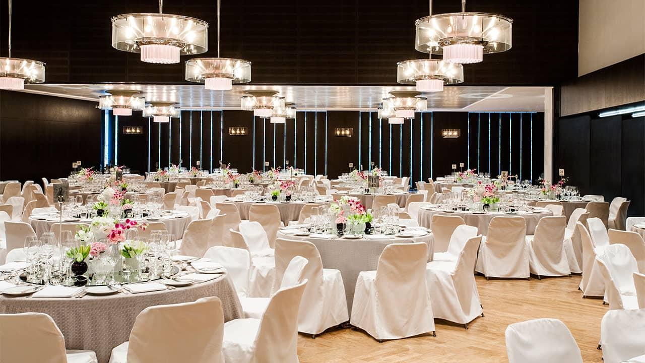 Ballroom at Grand Hyatt Berlin