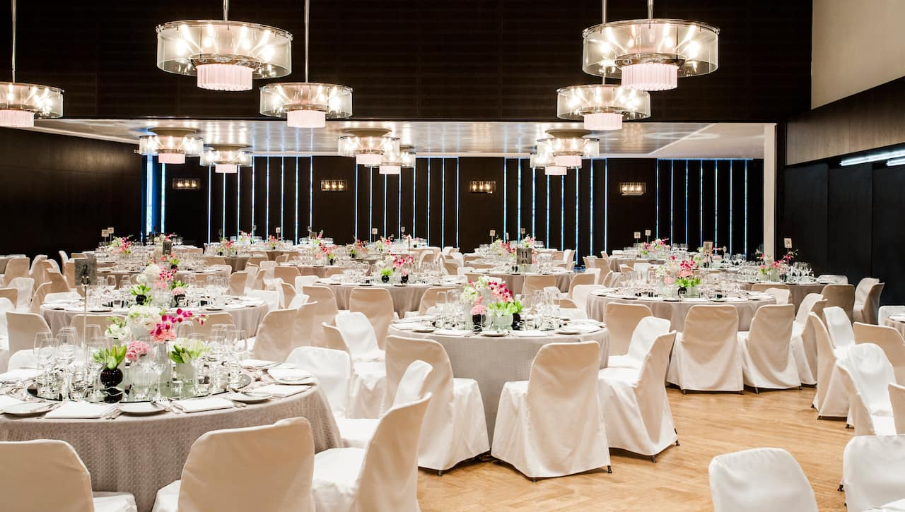 Ballsaal im Grand Hyatt Berlin