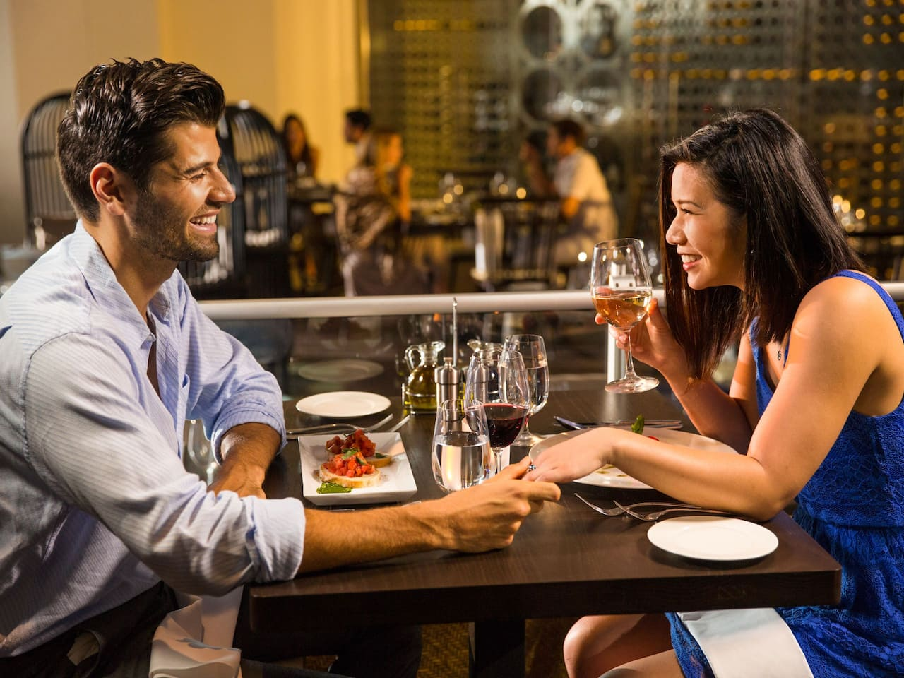 Di Roza Restaurant Enterance