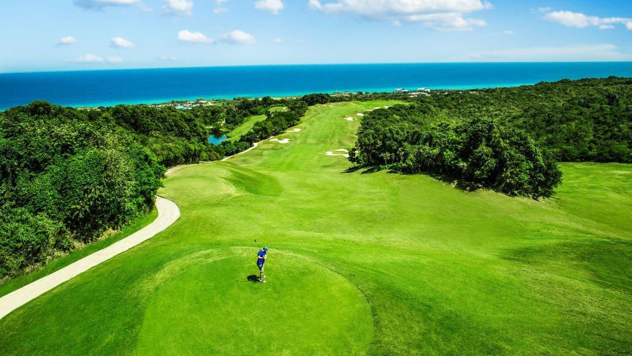 Golf Course Aerial
