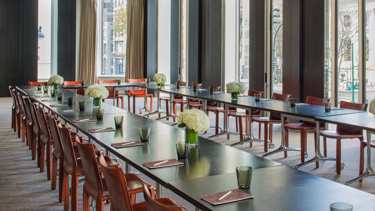 Andaz 5TH AVENUE Meeting
