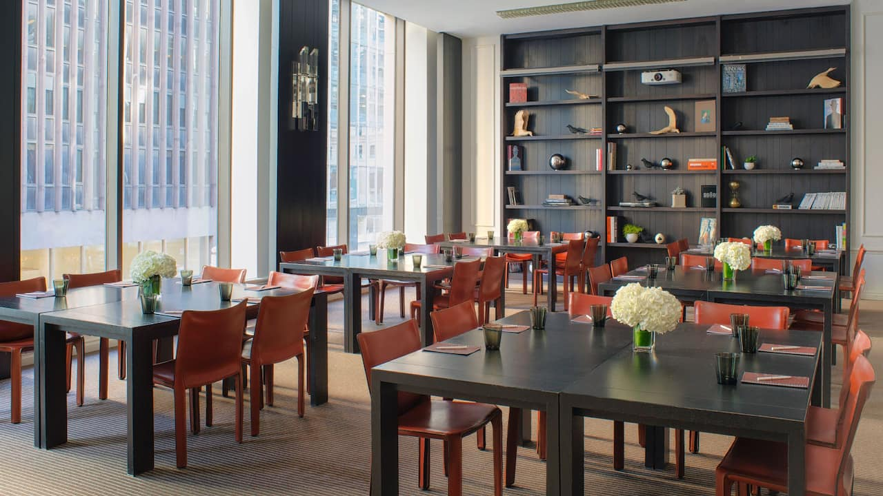 Meetings Andaz 5th Avenue