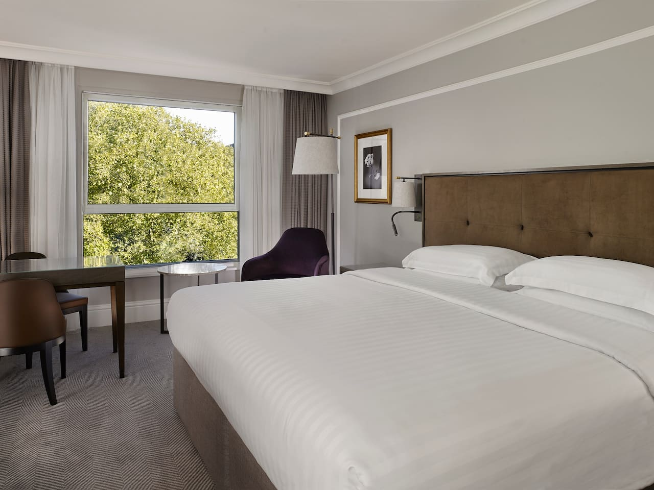 Rooms and Suites in Marylebone | Hyatt Regency London - The Churchill