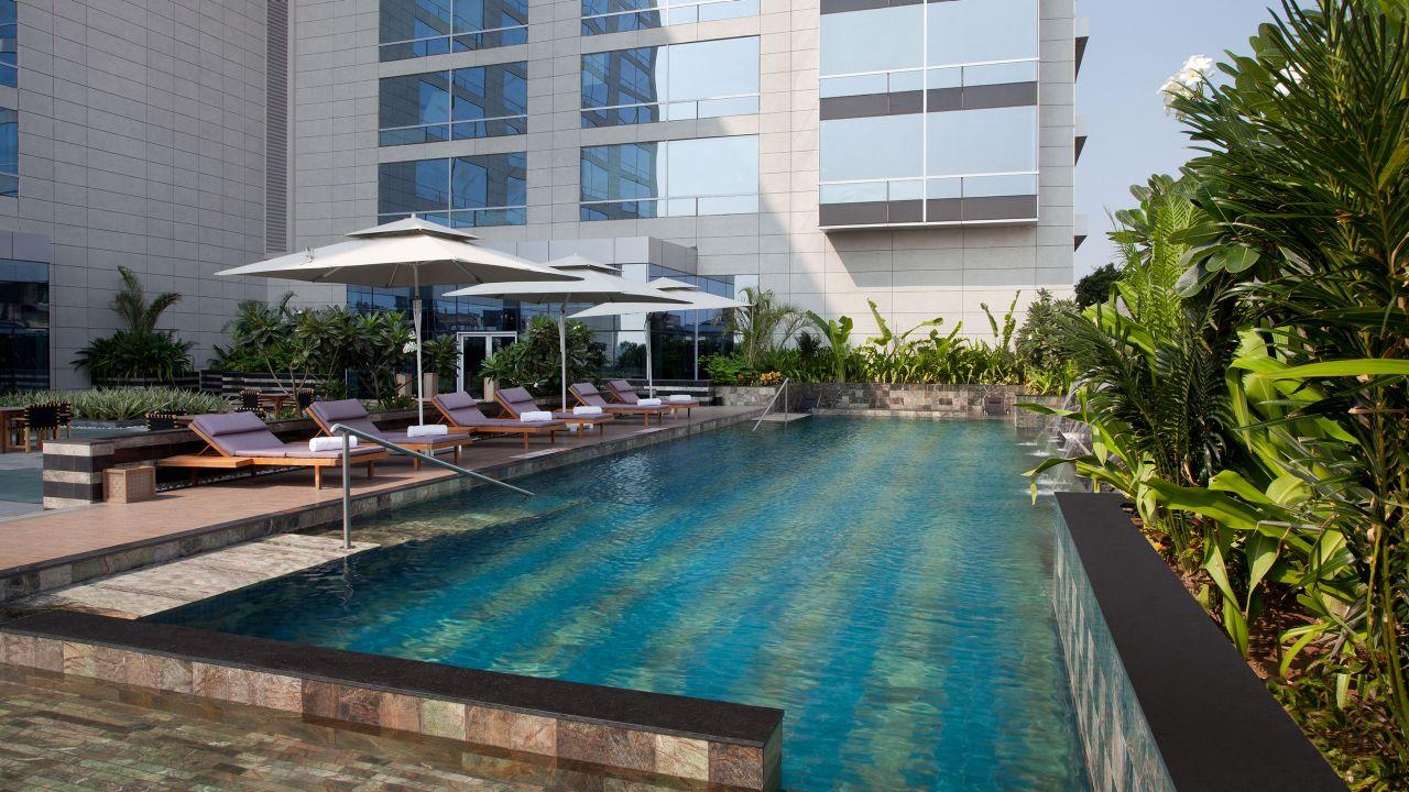 Luxury 5 Star Hotel In Ahmedabad Hyatt Regency Ahmedabad