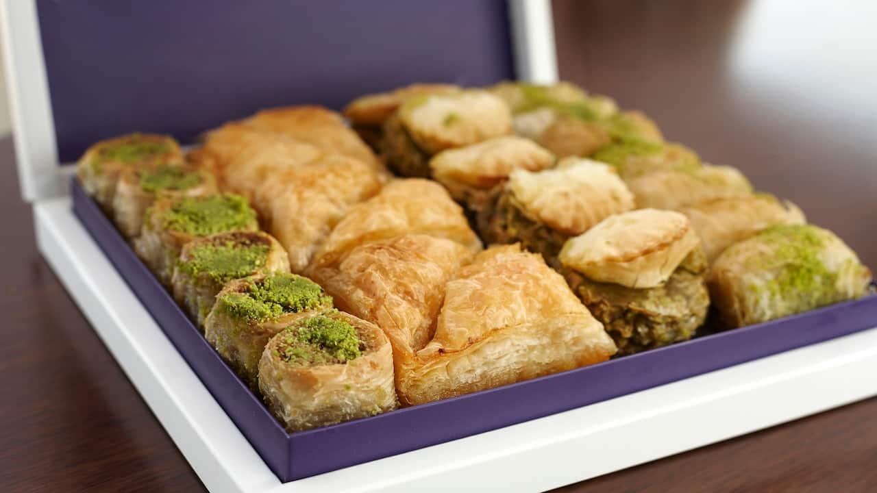 Baklava Box