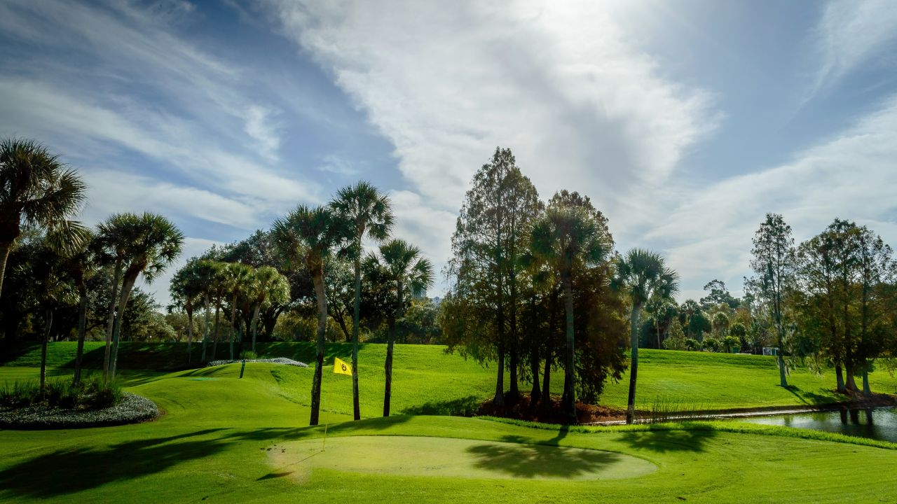 Hyatt Regency Grand Cypress Golf