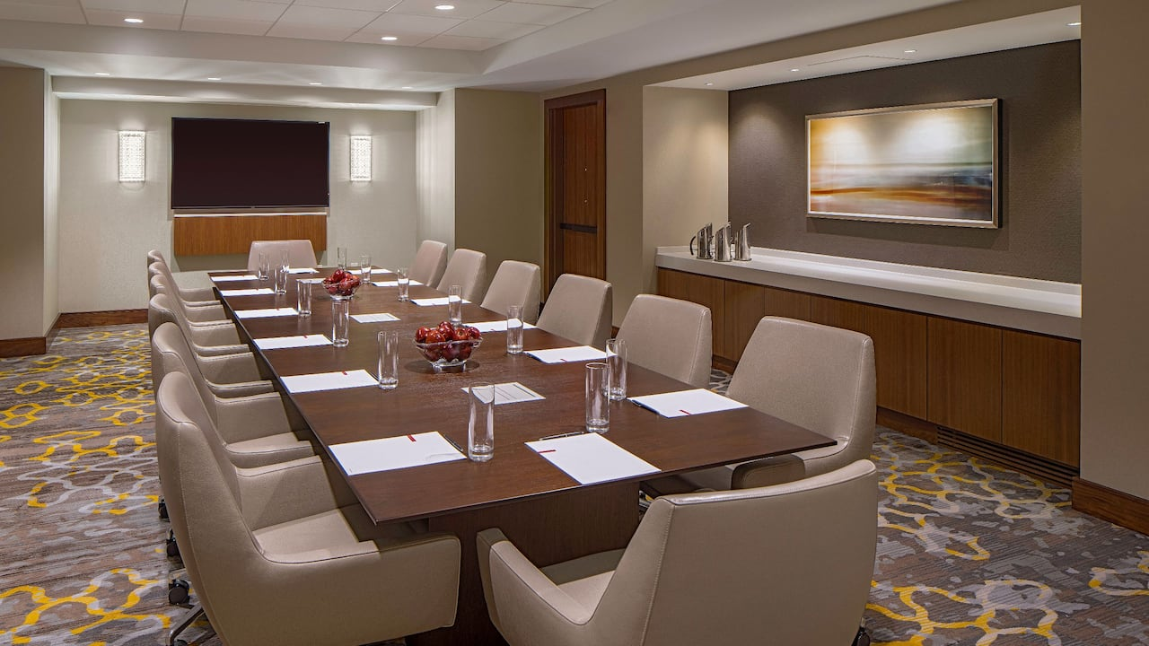 Meeting Spaces in Washington DC Hotel– Grand Hyatt Washington