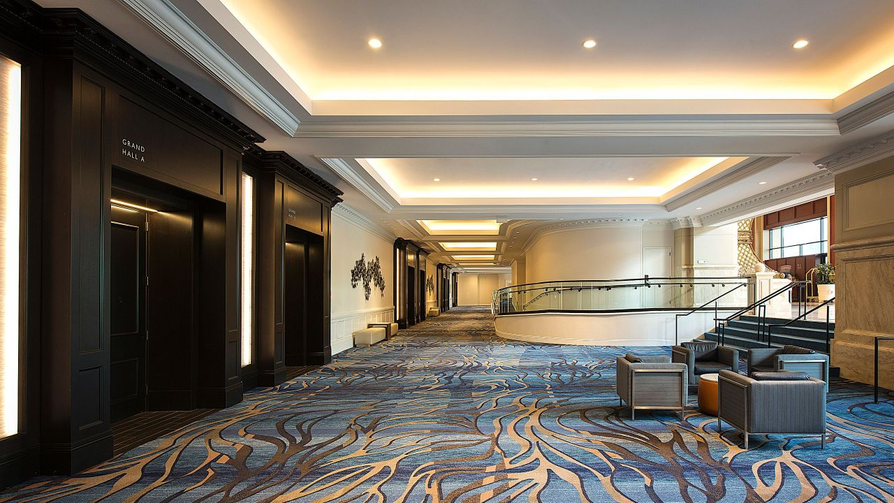 Grand Hall and Foyer