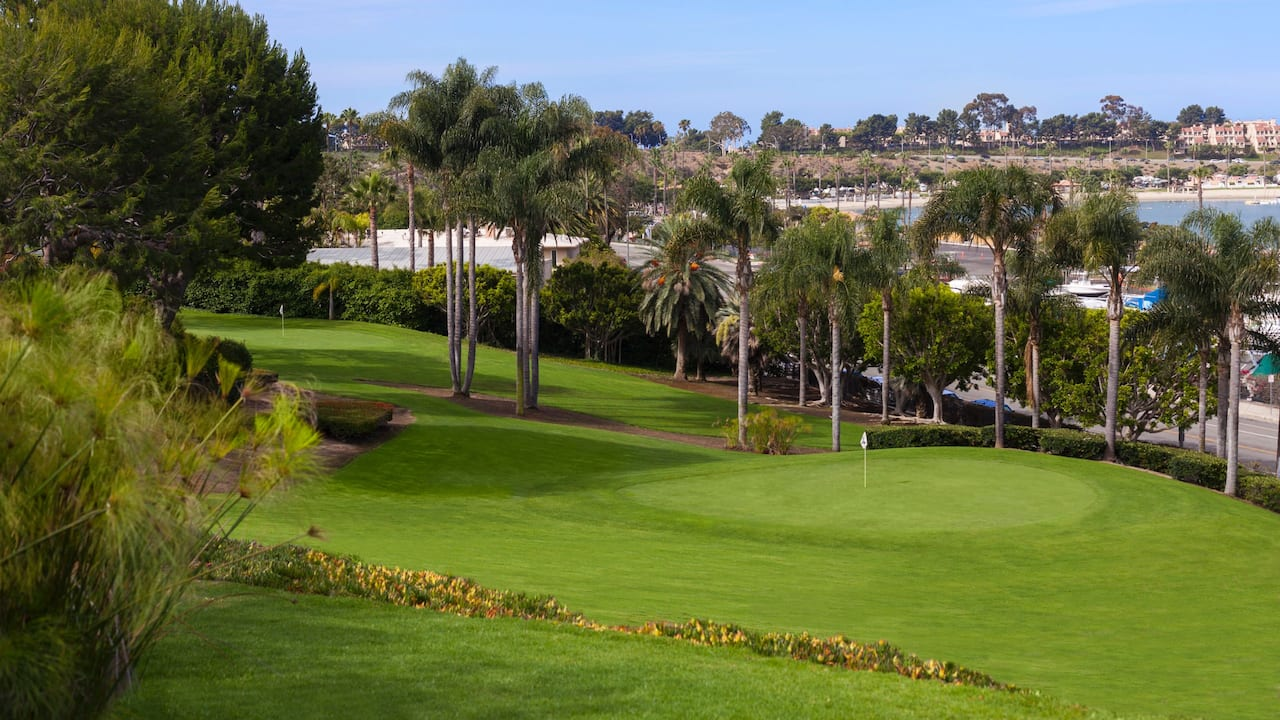 Hyatt Regency Newport Beach Golf Course