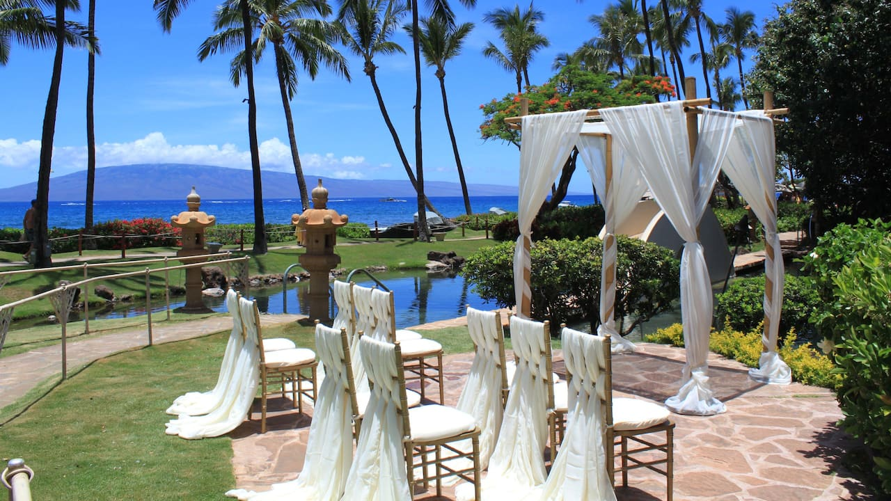 Oriental Gardens Hyatt Regency Maui Resort and Spa