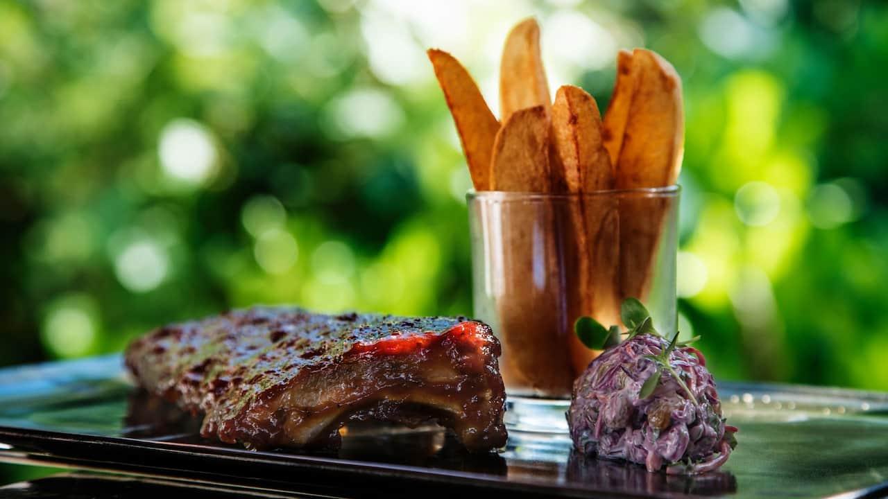 Luxury Resort in Maldives Meal Plan