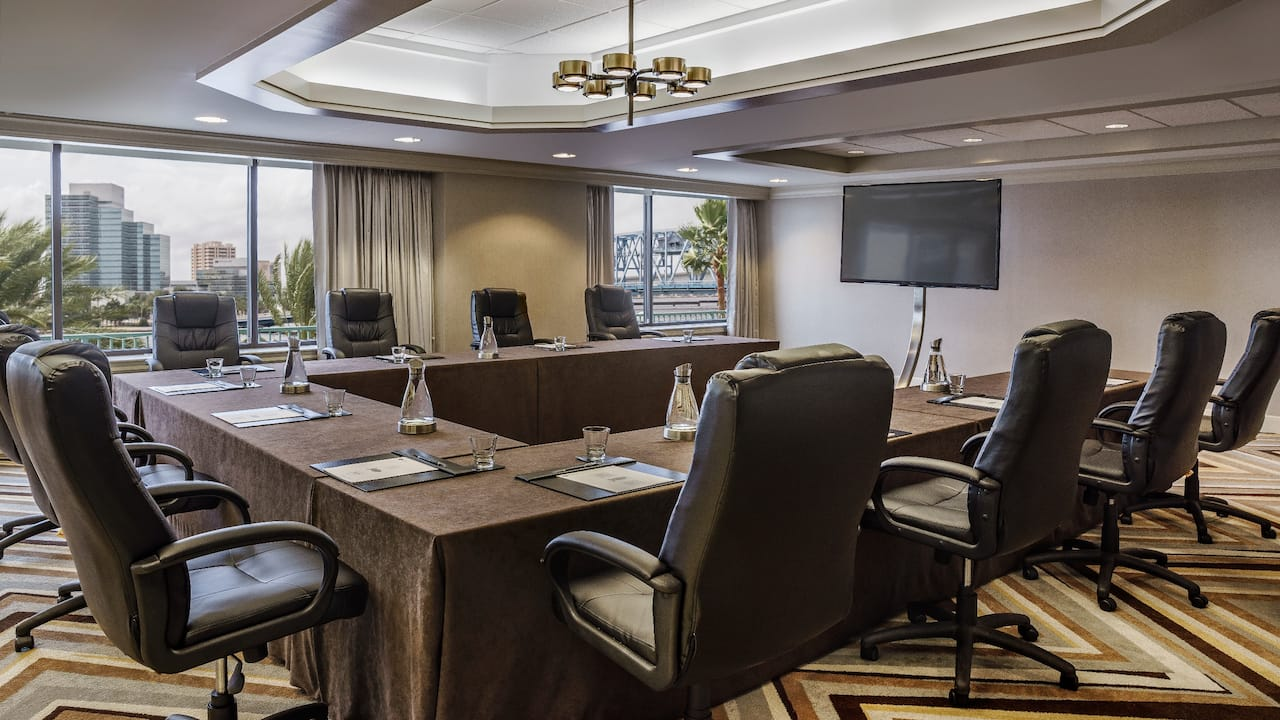 Meeting Rooms Hyatt Regency Jacksonville Riverfront