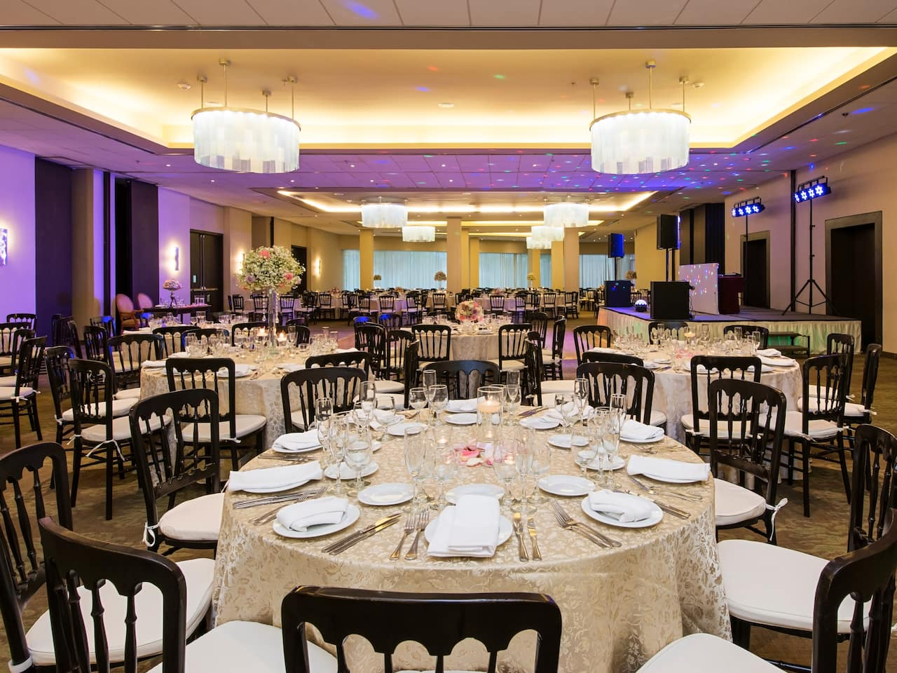 Grand Regency Ballroom Wedding