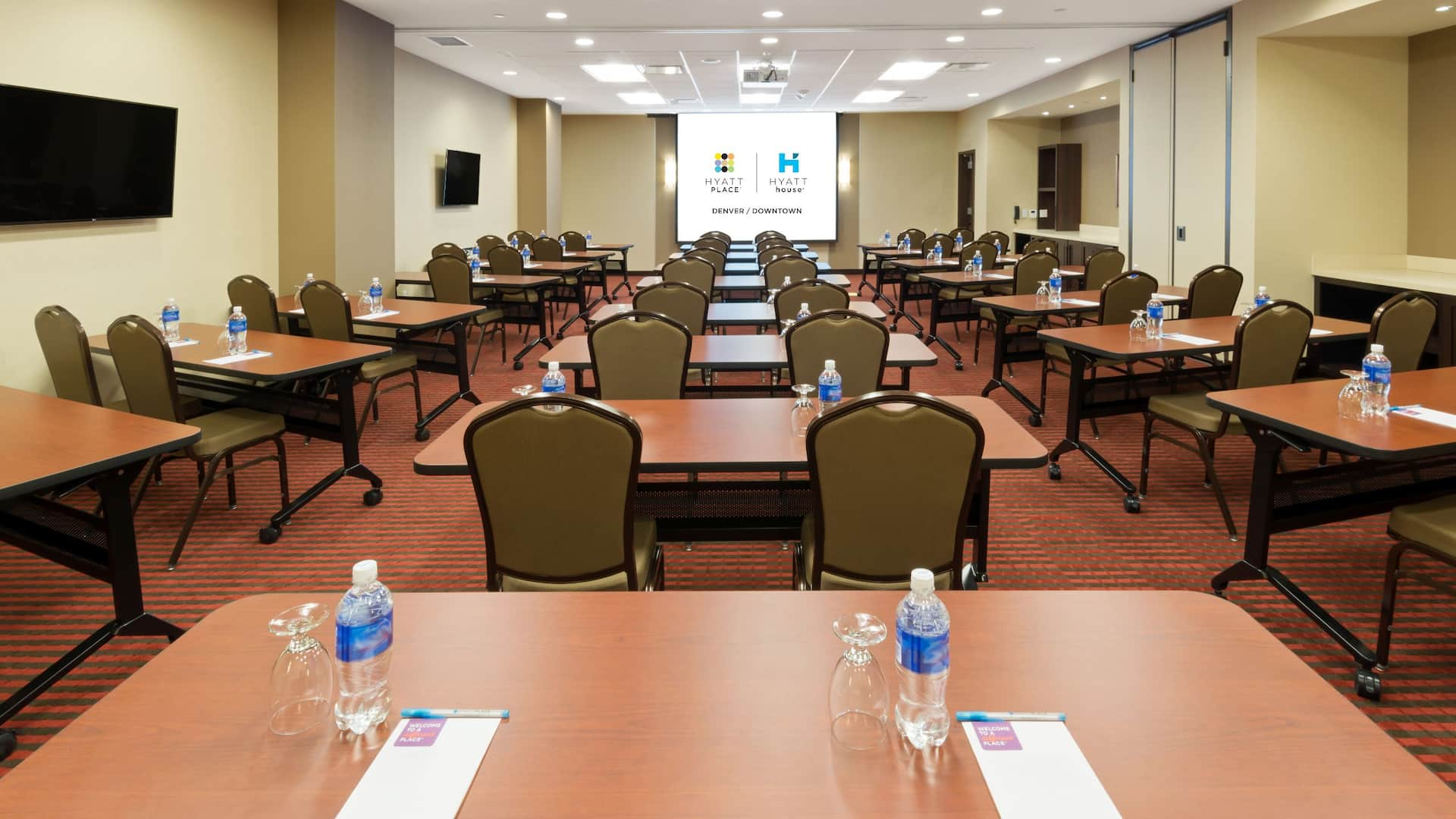 Meeting Space Hyatt House Denver / Downtown