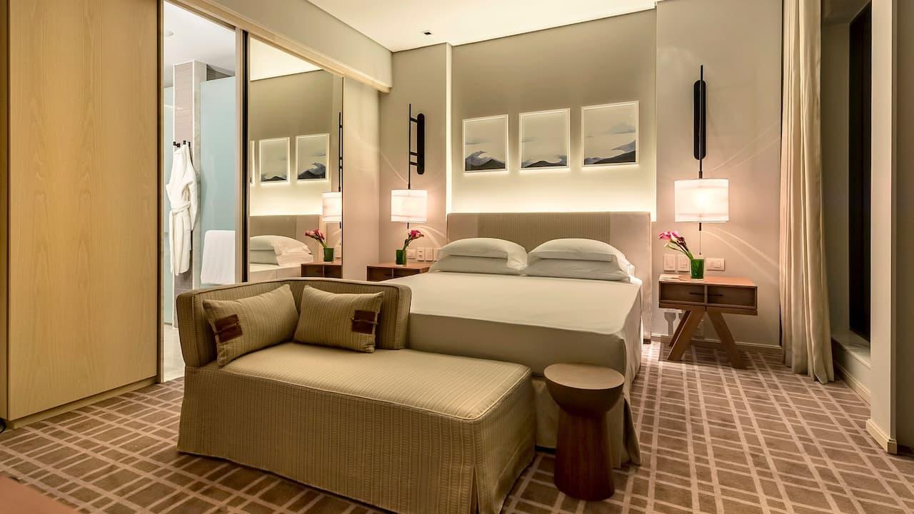 Grand Hyatt Rio de Janeiro | Grand King Bedroom