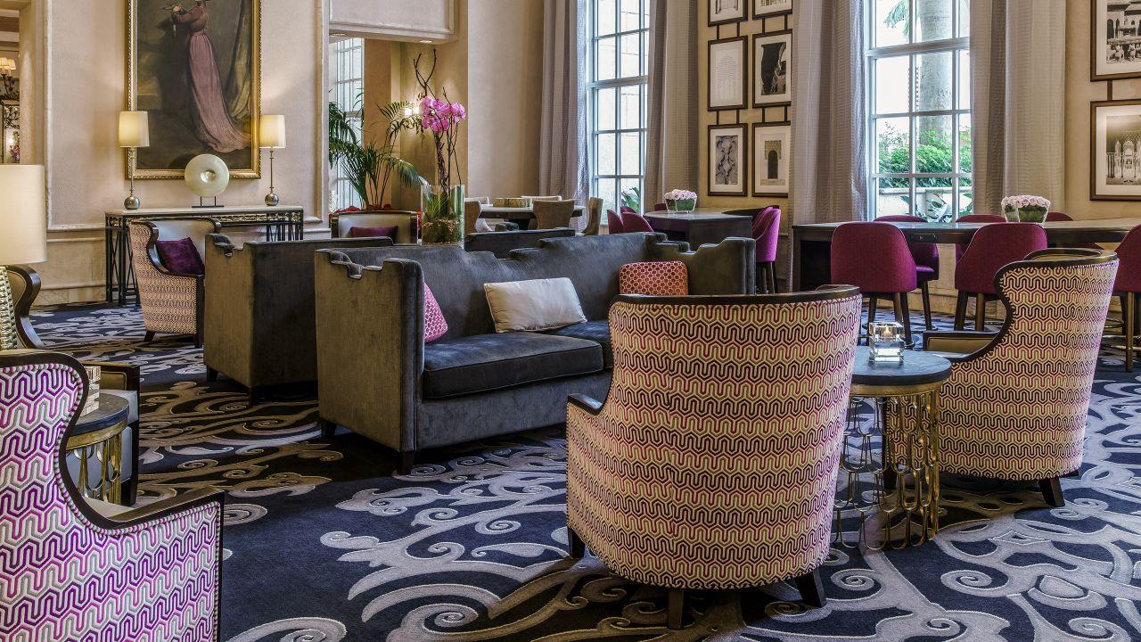 Hyatt Regency Coral Gables Lobby