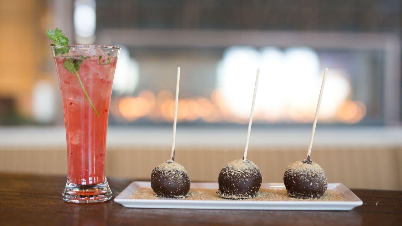 Cake Pops Cocktail