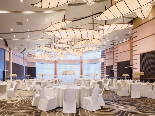 Grand hyatt ballroom
