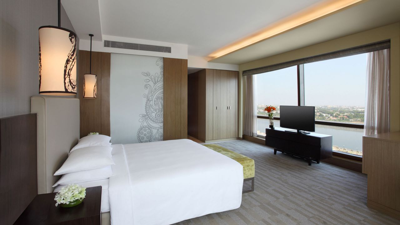 Rooms: Luxury 5 Star Hotel In Ahmedabad
