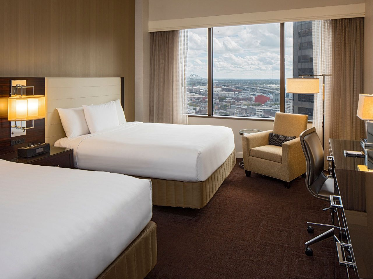 Hyatt Regency New Orleans Rooms
