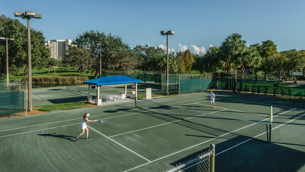 Orlando Tennis Resort