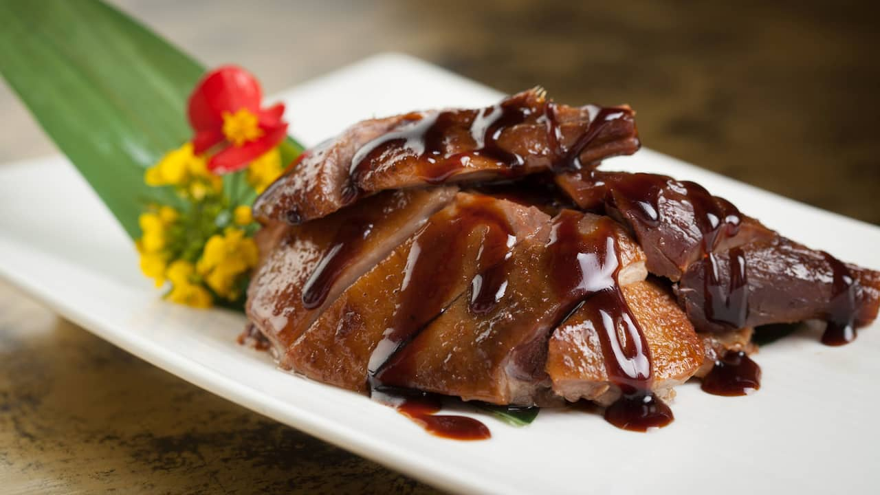 Canton Braised Taihu Duck