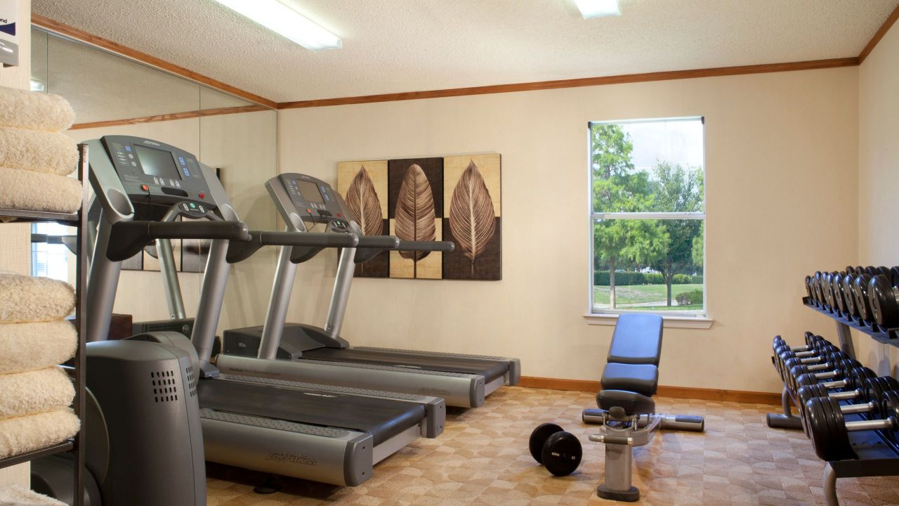 Hyatt House Dallas / Richardson Gym