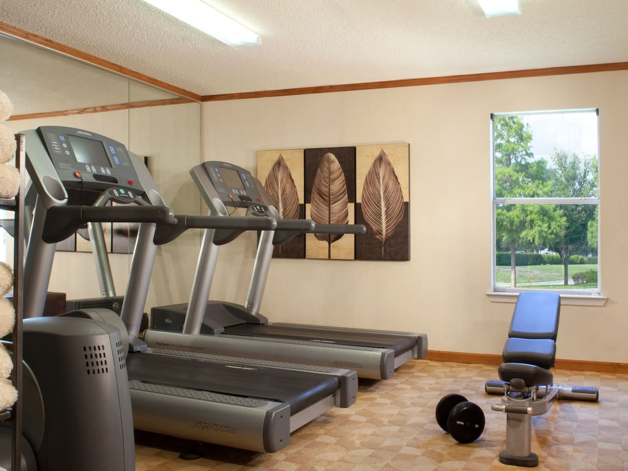 Hyatt House Dallas Richardson Gym