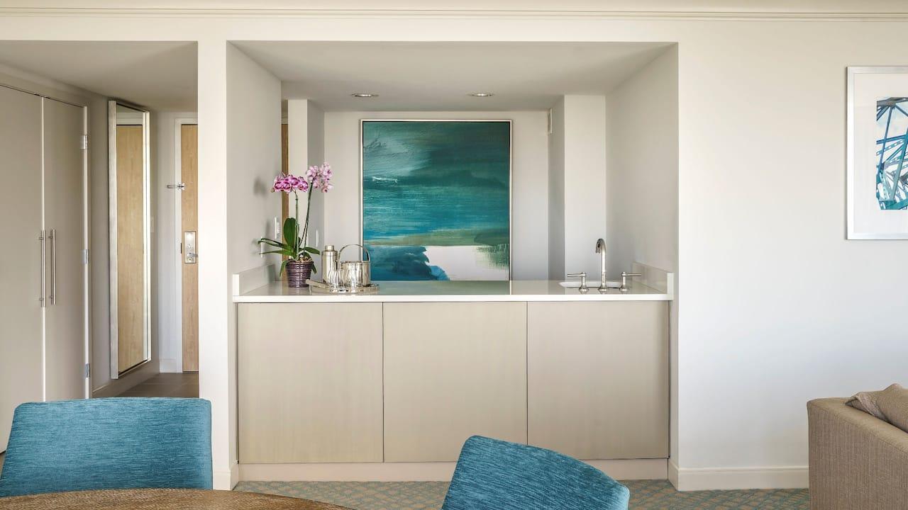 VIP Suite Kitchen