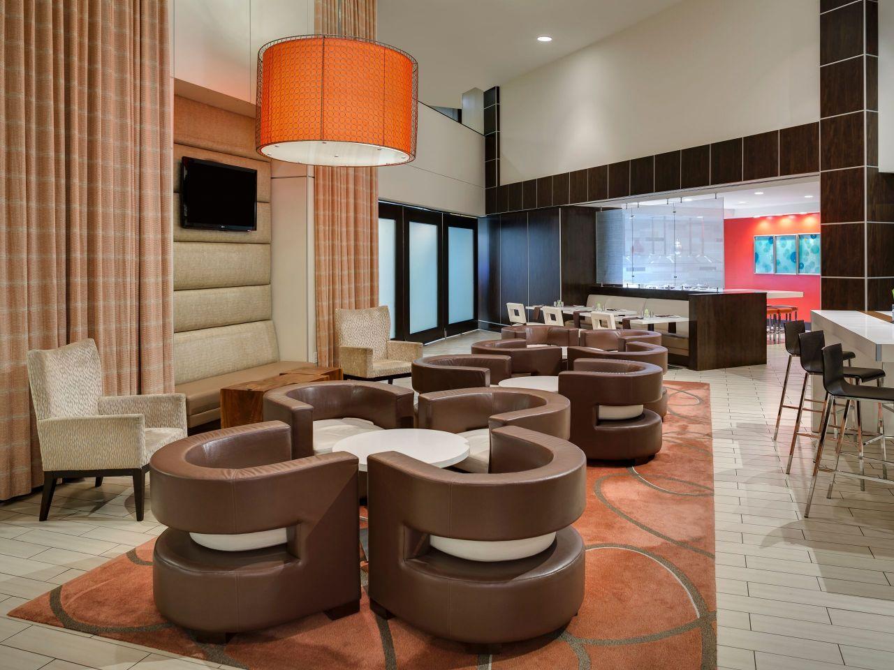 Hyatt Regency Suites Atlanta Northwest Hotel Lobby