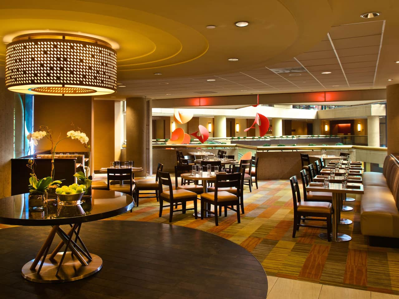 Cinnabar Hyatt Regency Crystal City