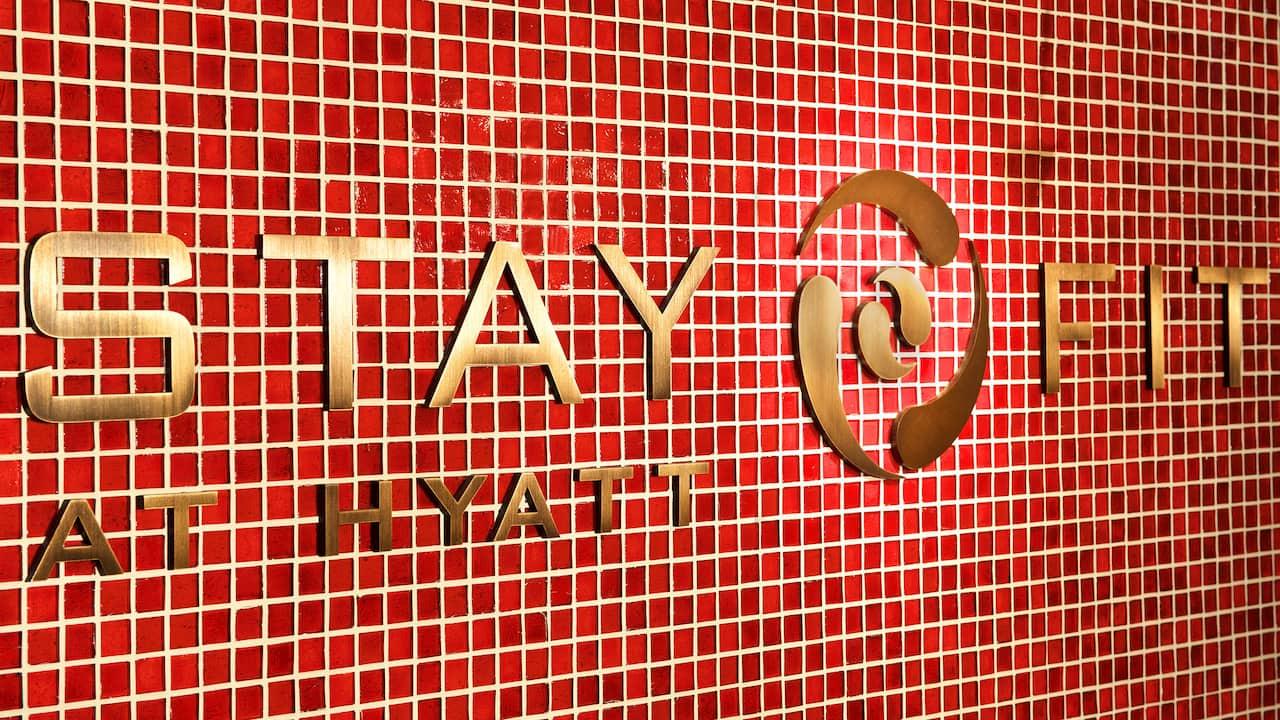 sign Hyatt Regency Crystal City