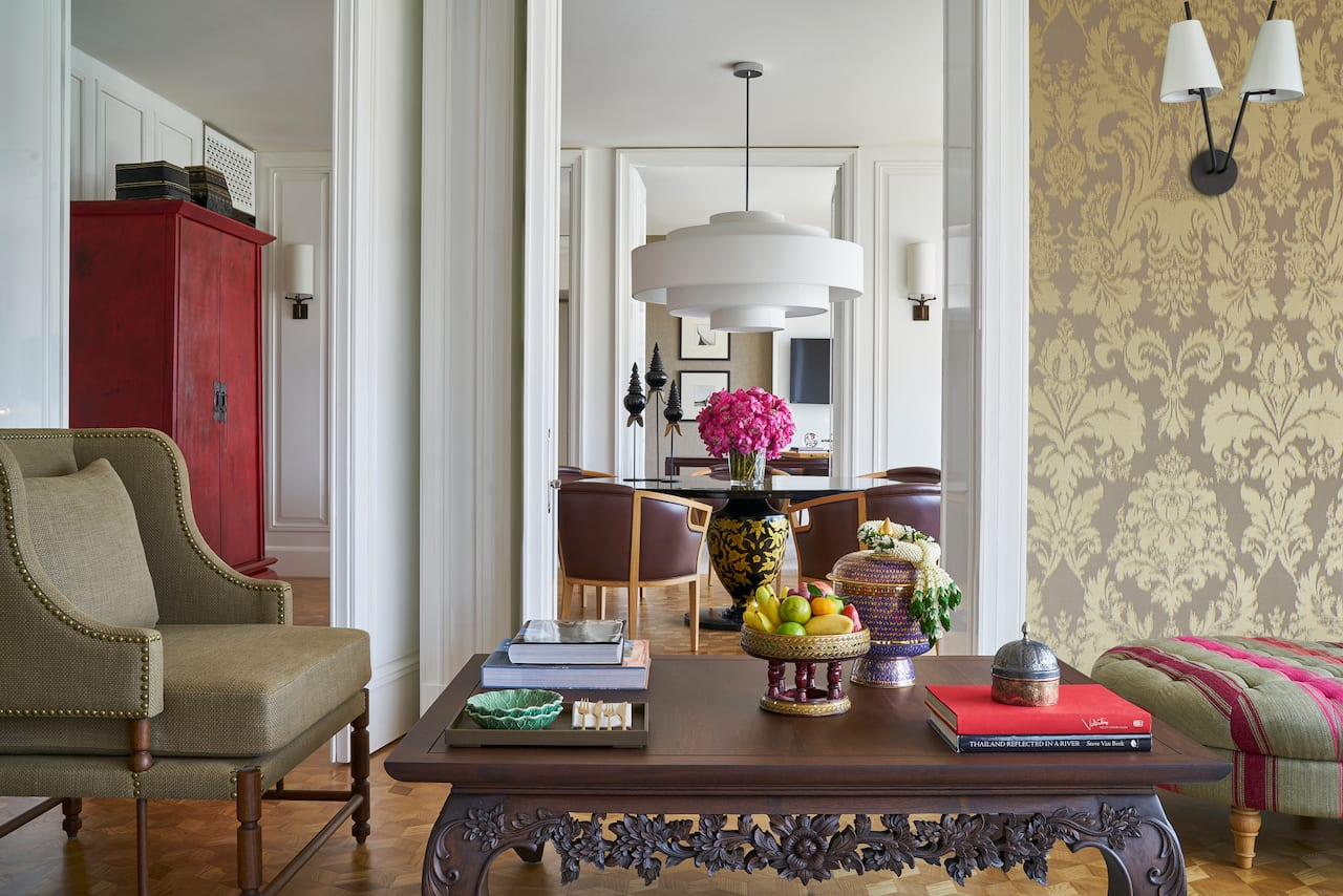 Erawan Suite Living Room