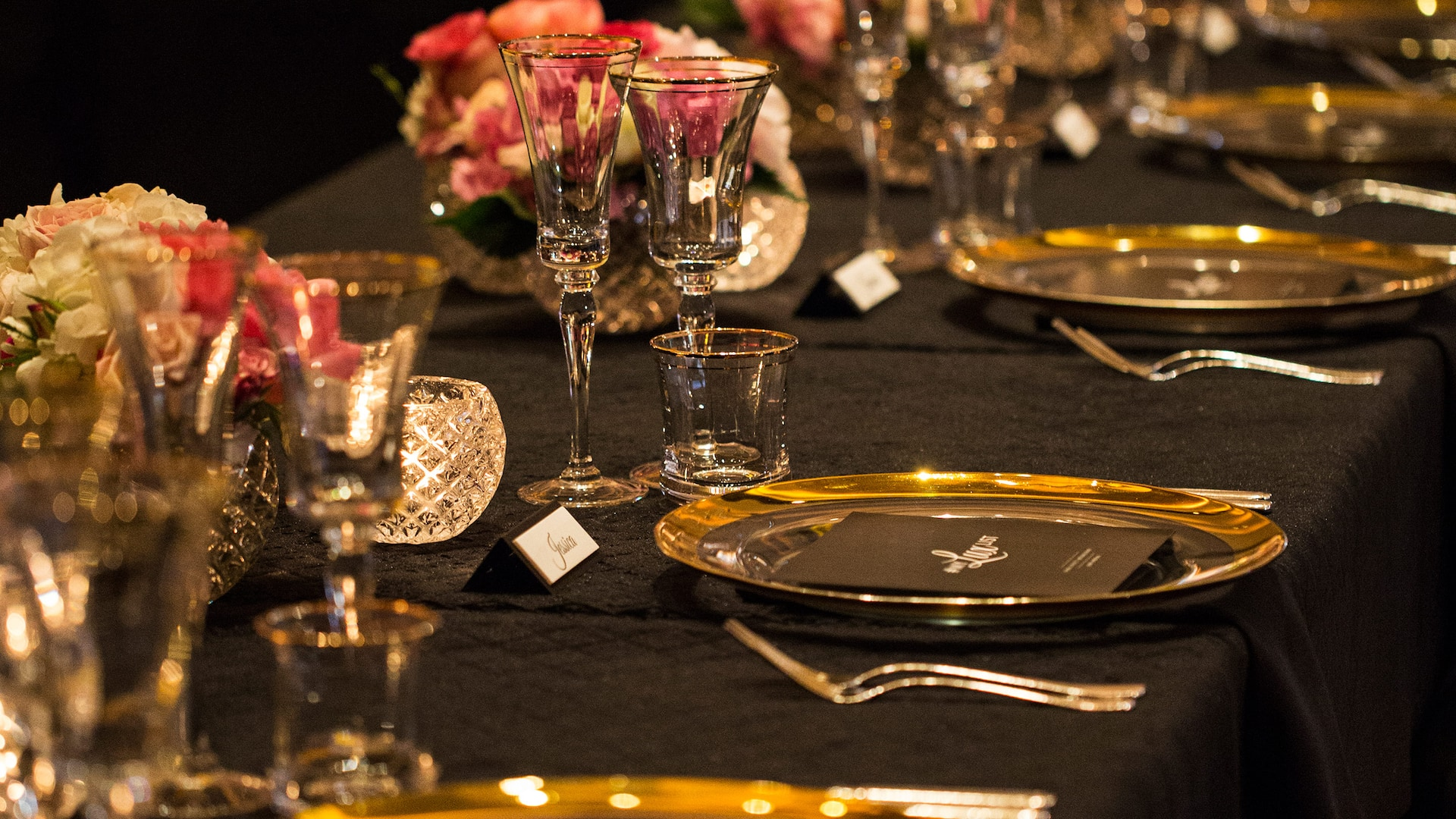 Park Hyatt Melbourne Table Setting